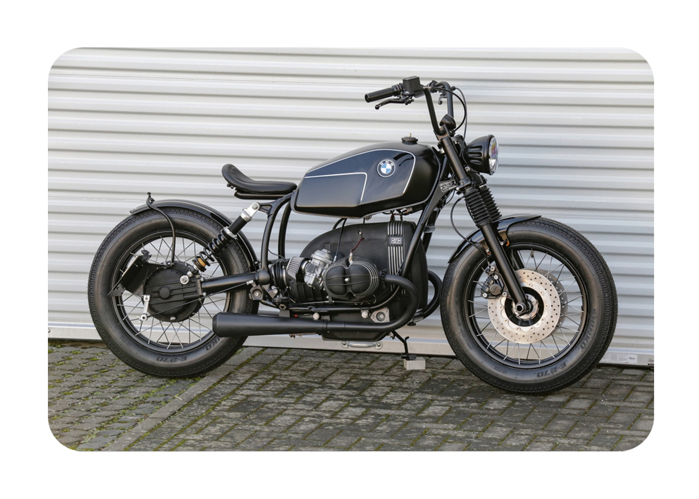 BMW Bobber Concept Bike
