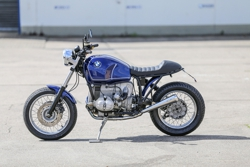 BMW R100R Roadster blue