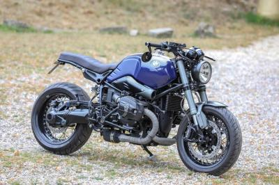 BMW SE R nine T Roadster Umbau