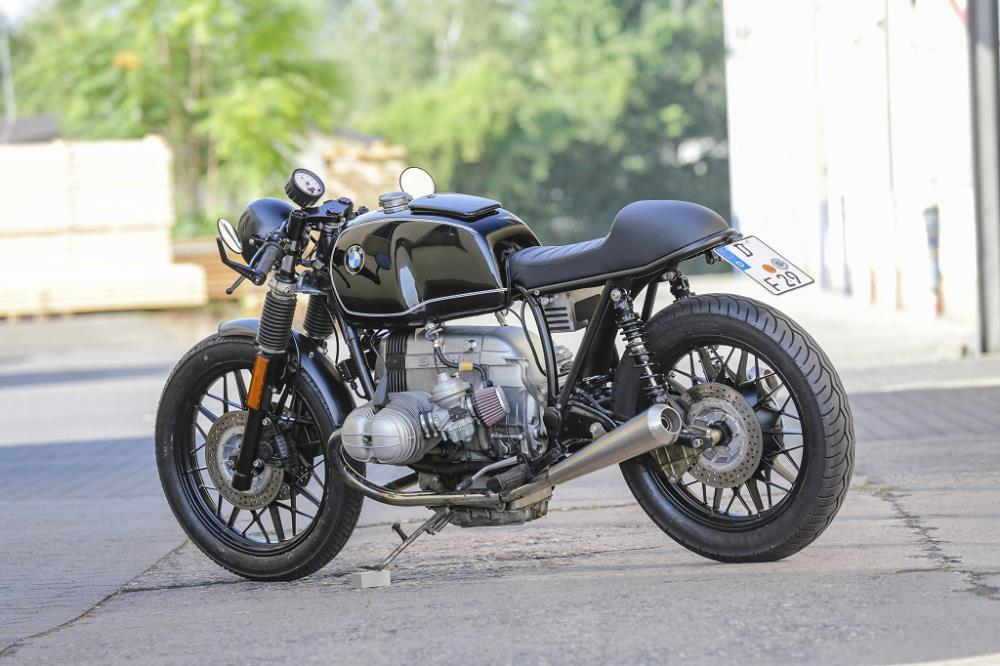 Bmw R100 Cafe Racer Conversion By Customer Order