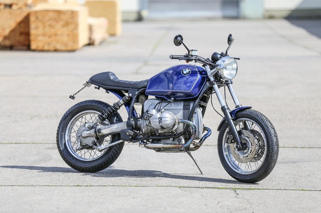 se bmw concept bikes bmw r100r roadster umbau von sport. Black Bedroom Furniture Sets. Home Design Ideas