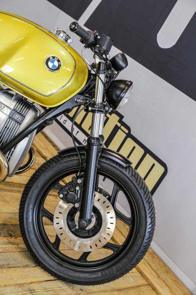 www sport-evolution de - BMW R65 R80 R100 Fork shorten and