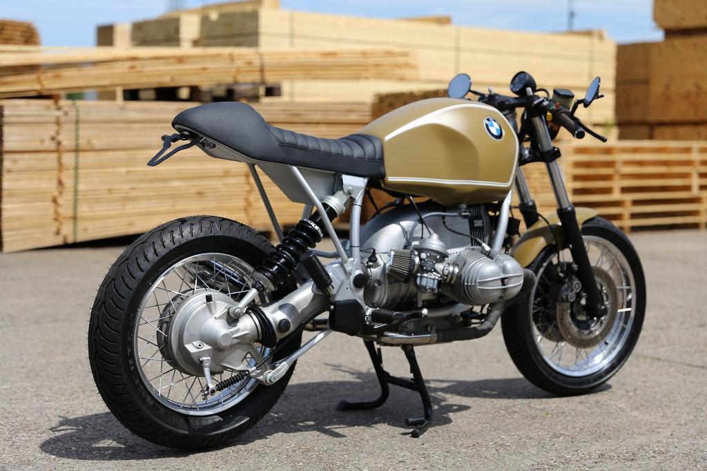 se bmw concept bikes bmw r100 cafe racer. Black Bedroom Furniture Sets. Home Design Ideas