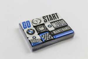 Magnet-Set BMW-Motor