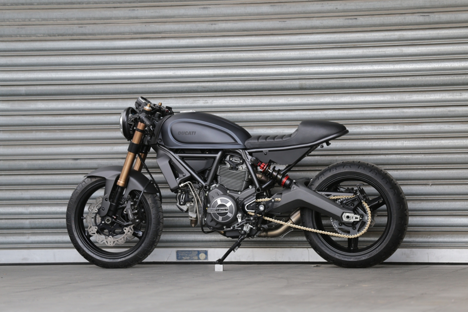 Wwwsport Evolutionde Ducati 800 Cafe Racer